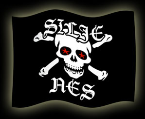 Silje Nes Pirate Flag